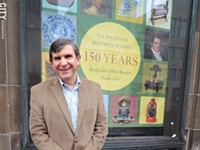 Historical Society will leave the library