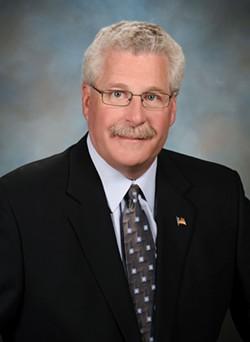 Penfield Town Supervisor Tony LaFountain. - PHOTO PROVIDED