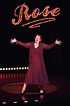 "Perfect pitch and gaudy fun: Nora McLellan in ""Gypsy"""