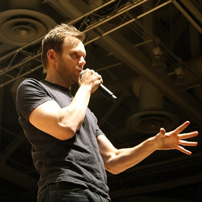 Performance photos: Joel McHale w/Brooks McBeth