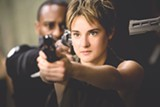 "SHAILENE WOODLEY IN ""INSURGENT."" - PHOTO COURTESY LIONSGATE."