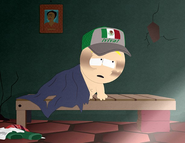 Poor Mexican Butters.