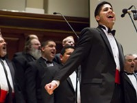 POP/CLASSICAL | Rochester Gay Men's Chorus