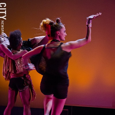 """Psychopomp & Pageantry"" at Rochester Fringe"