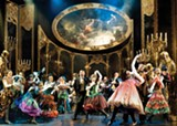 "PHOTO PROVIDED - RBTL will host ""Phantom of the Opera"" at the Auditorium Theatre through April 27."