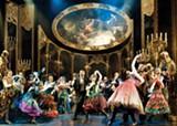 "PHOTO PROVIDED - RBTL will host ""Phantom of the Opera"" at the Auditorium Theatre through April 27."
