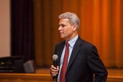 RCSD Superintendent Bolgen Vargas. - FILE PHOTO