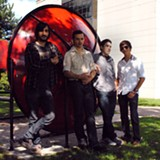PHOTO PROVIDED - Red Inc. is a local rock band made up of former students from School of the Arts. Although its members are young, they bring a progressive feeling to the music.