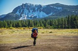 "PHOTO COURTESY FOX SEARCHLIGHT PICTURES - Reese Witherspoon hikes the Pacific Crest Trail in - ""Wild."""