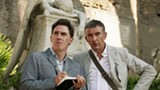 "PHOTO COURTESY IFC FILMS - Rob Brydon and Steve Coogan in ""The Trip to Italy."""