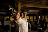 "PHOTO COURTESY ALFAMA FILMS - Robert Pattinson in ""Cosmopolis."""