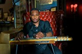 Robert Randolph (pictured) and the Family Band, featuring Rochester's Aaron Lipp on the organ, will perform on Saturday, July 12, at the Big Rib BBQ and Blues Fest. The fest will run Thursday, July 10, through Sunday, July 13.