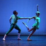 "PHOTO BY TIM LEVERETT - Rochester City Ballet will perform new works this winter with ""Incantation,"" and revisit the classic ""Cinderella"" next spring."