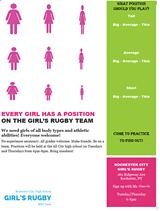 PTANNER - Rochester City High School Girls Rugby