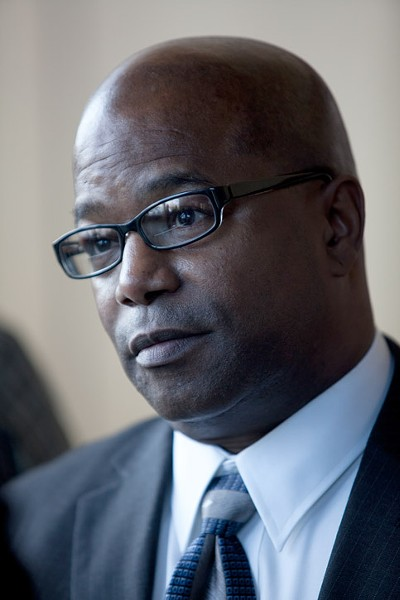 Rochester Police Chief James Sheppard. - FILE PHOTO