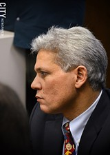 FILE PHOTO - Rochester schools Superintendent Bolgen Vargas does not want to close East High School.