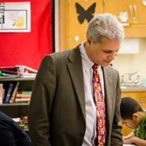 Rochester schools Superintendent Bolgen Vargas. - FILE PHOTO