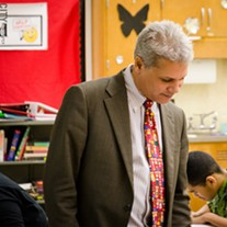 Rochester schools Superintendent Bolgen Vargas. - FILE PHOTO