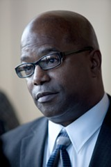 RPD Chief James Sheppard. - FILE PHOTO