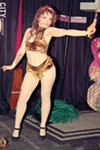 S&S performed its Mardi Gras themed show at Firehouse Saloon.