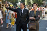 "PHOTO COURTESY WALT DISNEY PICTURES - Tom Hanks and Emma Thompson in ""Saving Mr. Banks."""