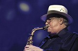 """Sax and violins: Phil Woods brings back the controversial - classical arrangements on """"Charlie Parker with Strings"""" June 13 at Eastman - Theatre."""