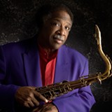 PHOTO BY XXXXXXXXXXXX - Saxophonist Houston Person performs this week as part of Jazz 90.1's Meet the Artist series.