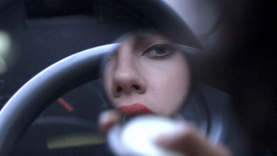 "Scarlett Johansson in ""Under the Skin."" - PHOTO COURTESY FILM4"
