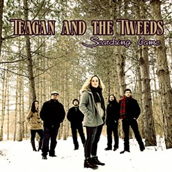"""""""Searching Game"""" by Teagan and the Tweeds - PHOTO PROVIDED"""