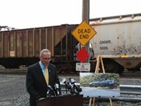 Schumer targets specific type of railroad tanker