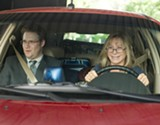 "Seth Rogen and Barbra Streisand in ""The Guilt Trip."" PHOTO COURTESY PARAMOUNT PICTURES"
