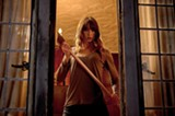 "PHOTO COURTESY LIONSGATE PICTURES - Sharni Vinson in ""You're Next."""