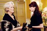 """20TH CENTURY FOX - Slaves to fashion: Meryl Streep - and Anne Hathaway in """"Prada."""""""