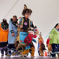 [ Slideshow ] Ganandogan Dance & Music Festival  PHOTO BY MATT BURKHARTT