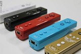 Some of the Wii's original colors did eventually come out, as well as a snazzy gold for Zelda.