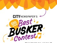 SPECIAL EVENT: City Newspaper's 2015 Best Busker Contest