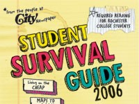 STUDENT SURVIVAL GUIDE '06