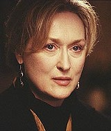 "Support this! Meryl Streep as Clarissa in ""The Hours."""