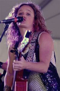 Teagan and the Tweeds played Monday, June 25, at the RG&E Fusion Stage. PHOTO BY WILLIE CLARK