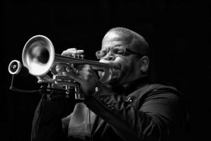 Terence Blanchard played Monday, June 25, at Kilbourn Hall. PHOTO BY FRANK DE BLASE