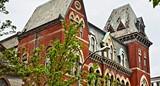 PHOTO BY MATT DETURCK - The Academy Building.