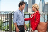 """PHOTO COURTESY LIONSGATE - The adorable Paul Rudd and the hilarious Amy Poehler in """"They Came Together."""""""