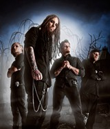 "PHOTO PROVIDED - The band Love and Death features Brian ""Head"" Welch, formerly of Korn. The band balances more melodic songs with Welch's signature thrashing guitar licks."