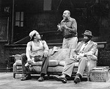 "COURTESY GEVA THEATRE - The case of Wilson's - ""Jitney,"" staged by Geva in 1999."
