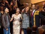 "PHOTO COURTESY FOX SEARCHLIGHT PICTURES - The cast of ""Black Nativity."""