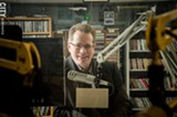 The consolidation that's happened in the radio industry nationally could serve as a cautionary tale for television, says Michael Saffran, a communications lecturer at SUNY Geneseo. - PHOTO BY MARK CHAMBERLIN