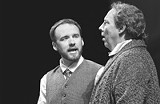 PHOTO BY BLEU CHEESE - The cynic and the fool: David Wilson Barnes and Jeff Steitzer in John Bulls Other Island.