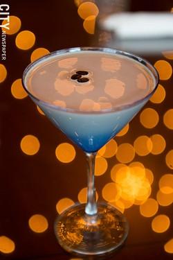 The espresso martini from Roam Cafe. - PHOTO BY THOMAS J. DOOLEY