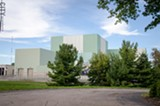 FILE PHOTO - The Ginna nuclear power plant has lost more than $100 million over the past three years.
