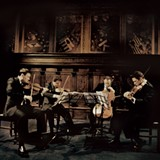 PHOTO BY FELIX BROEDE - The Jerusalem Quartet.